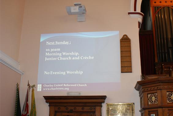 audio-visual-installation-chorley-church