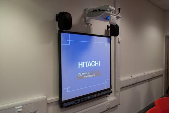audio visual system installation